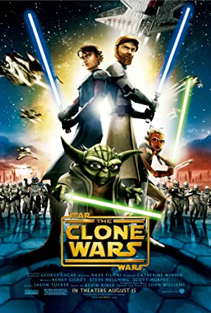 Star Wars: The Clone Wars Poster Image