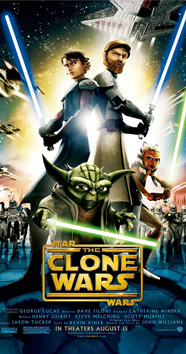 Star Wars The Clone Wars 2008 Trivia Imdb