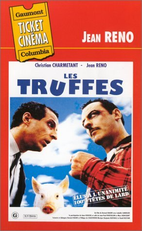 Jean Reno and Christian Charmetant in Les truffes (1995)