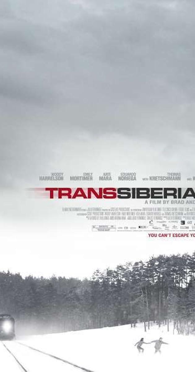 Subtitle of Transsiberian