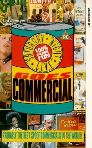 Saturday Night Live Goes Commercial (1991)