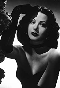 Primary photo for Hedy Lamarr