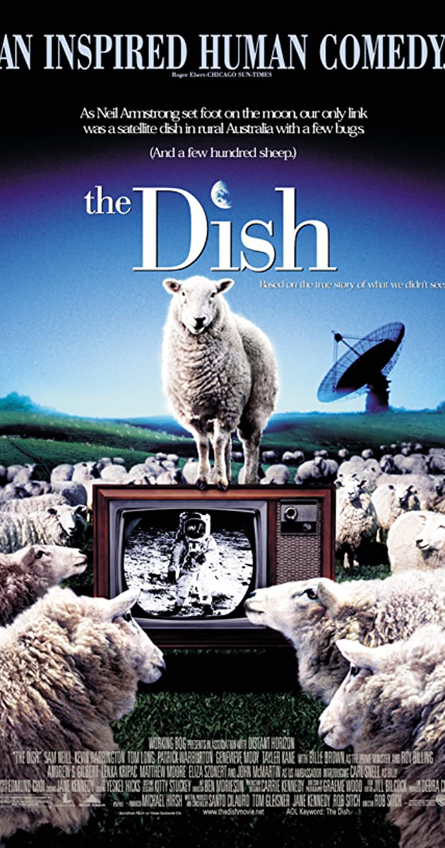 Subtitle of The Dish