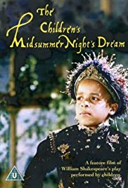 The Children's Midsummer Night's Dream Poster