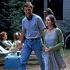 Director Tony Goldwyn with Anna Paquin
