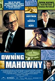 Minnie Driver, Philip Seymour Hoffman, and John Hurt in Owning Mahowny (2003)