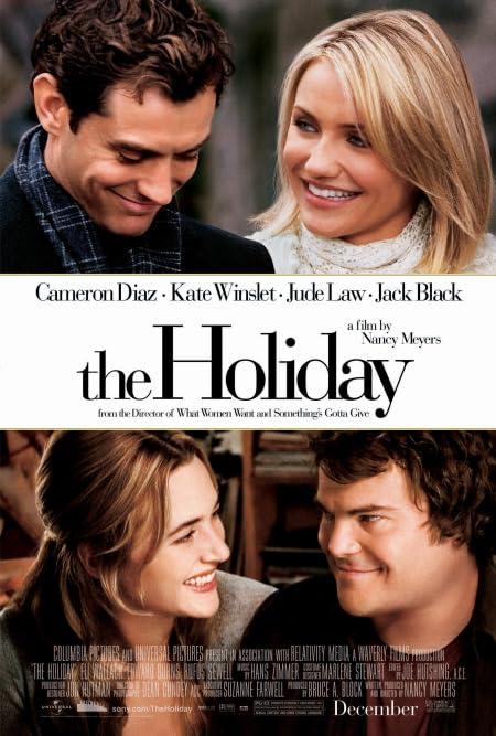 The Holiday (2006) Hindi Dubbed