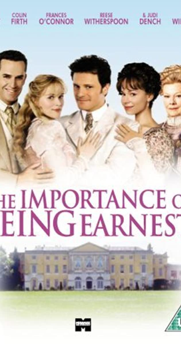 Subtitle of The Importance of Being Earnest