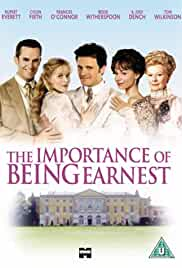 Watch Movie The Importance Of Being Earnest