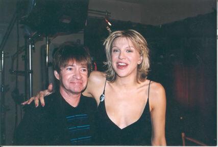 Courtney Love and Rodney Bingenheimer in Mayor of the Sunset Strip (2003)