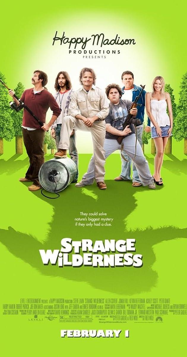 strange wilderness
