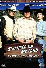 Stranger on My Land Poster