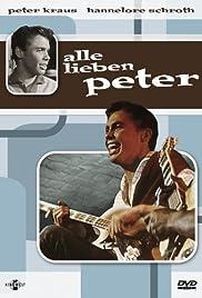Alle lieben Peter Poster