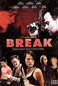 BREAK Official DVD Cover Art