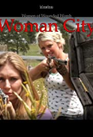 Woman City Poster