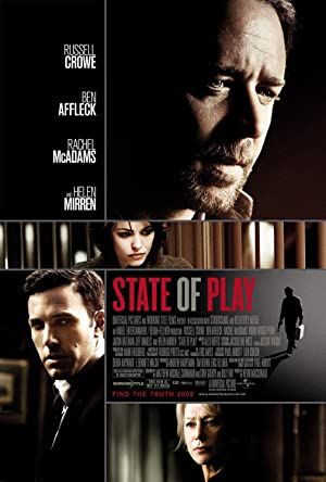 State of Play Poster Image