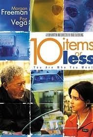 Morgan Freeman, Anne Dudek, and Paz Vega in 10 Items or Less (2006)
