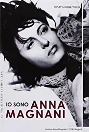 My Name Is Anna Magnani Poster