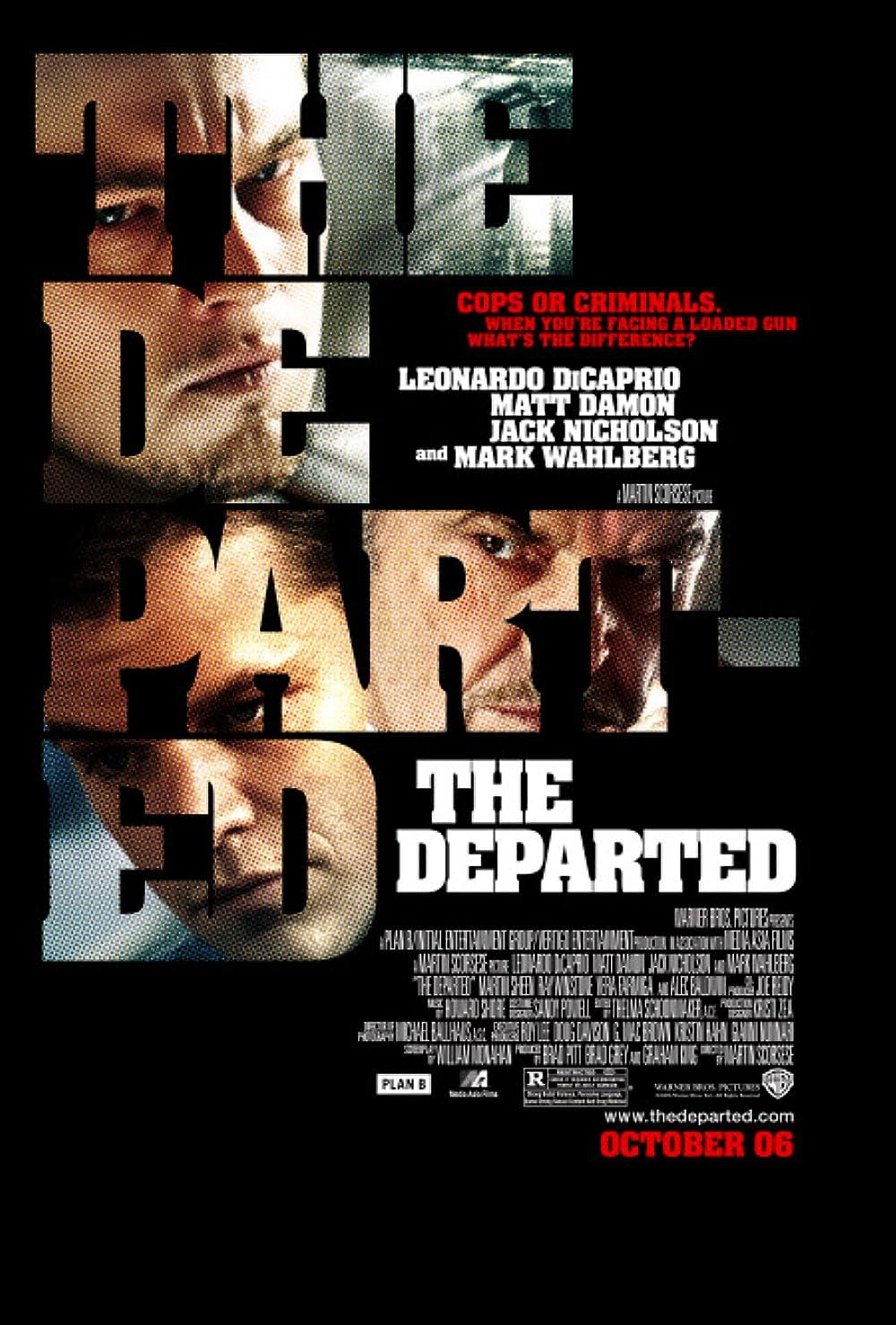 The Departed (2006) - IMDb