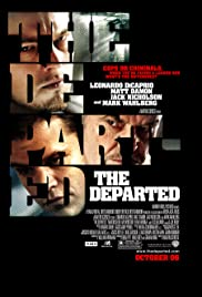 Downloadable movie websites for free The Departed by David Fincher [420p]