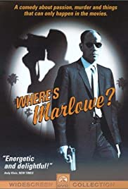 Where's Marlowe? Poster