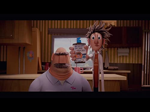 Cloudy with a Chance of Meatballs -- Trailer #2