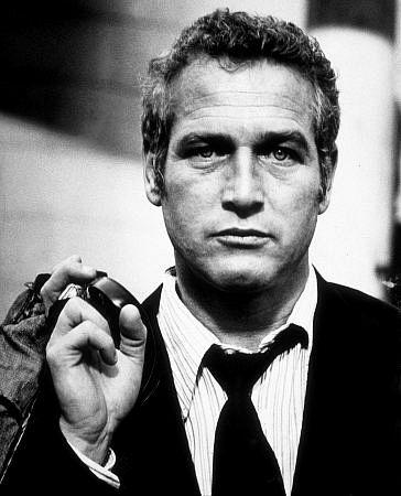 """Paul Newman in """"Wusa."""""""