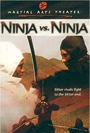 Ninja vs. Ninja Poster