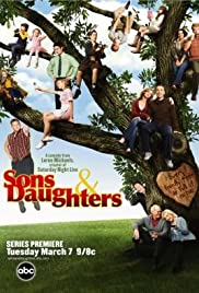 Sons & Daughters Poster - TV Show Forum, Cast, Reviews