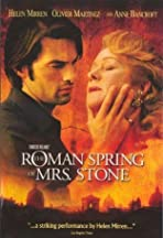 The Roman Spring of Mrs. Stone