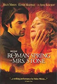 The Roman Spring of Mrs  Stone (TV Movie 2003) - IMDb