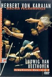 Ludwig van Beethoven: Symphonies Nos. 4 & 5 Poster