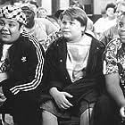Aaron Schwartz, Kenan Thompson, and Shaun Weiss in Heavyweights (1995)