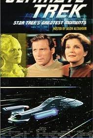 Alice Krige, Kate Mulgrew, and William Shatner in Ultimate Trek: Star Trek's Greatest Moments (1999)