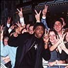 Arsenio Hall at an event for Broken Arrow (1996)