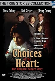 Choices of the Heart: The Margaret Sanger Story Poster