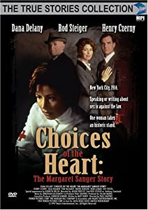 Movie downloads hollywood Choices of the Heart: The Margaret Sanger Story [640x352]