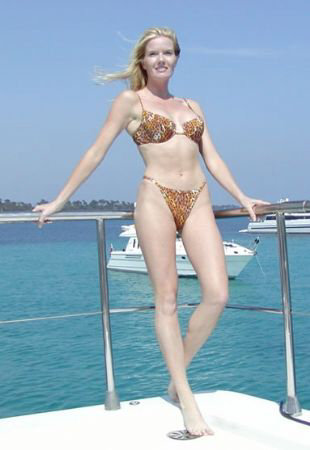 Opinion Swedish bikini team girls for