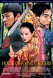 House of Flying Daggers Poster