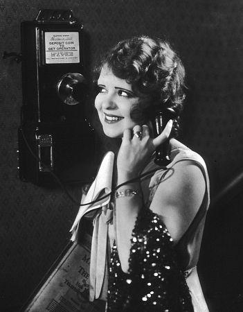 """Saturday Night Kid, The"" Clara Bow 1928 Paramount"