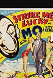 Strike Me Lucky Poster