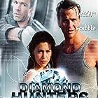 Alyssa Milano, Sean Patrick Flanery, and Hannes Jaenicke in The Diamond Hunters (2001)