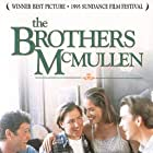 Maxine Bahns, Edward Burns, Michael McGlone, and Jack Mulcahy in The Brothers McMullen (1995)