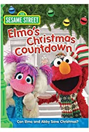 Elmo's Christmas Countdown Poster