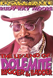 The Legend of Dolemite Poster