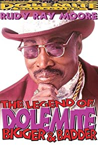 Primary photo for The Legend of Dolemite