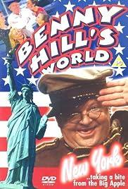 Benny Hill's World Tour: New York!(1991) Poster - TV Show Forum, Cast, Reviews