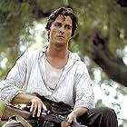 Christian Bale in Captain Corelli's Mandolin (2001)
