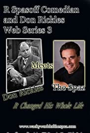 R Spasoff Comedian and Don Rickles Web Series 3 Poster