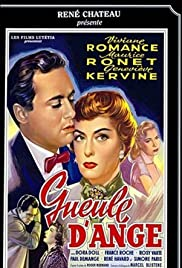 Gueule d'ange Poster